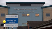 Hundreds of jobs to be axed at hospital in Stockport
