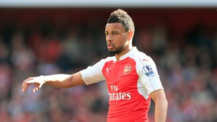 Arsenal Wenger to move Arsenal midfielder Francis Coquelin into defence