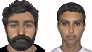 150 callers respond to RAF Marham abduction appeal after e-fits of suspects released