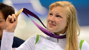 Ruta Meilutyte: the teenager going for her second gold