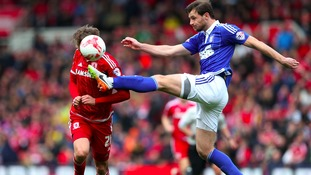Ipswich Town defender Smith signs new contract at Portman Road