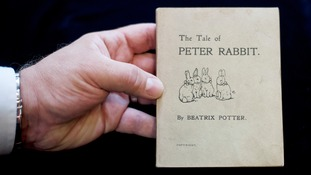 Beatrix Potter first edition sells for £43,000