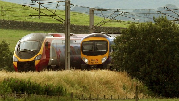 Virgin are to carry on running the West Coat Mainline for another year