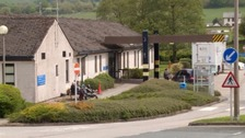 Kentmere Ward, Westmorland General Hospital