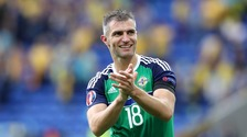 Aaron Hughes has signed for Indian Super League side Kerala Blasters FC.