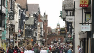 It is hoped that increased footfall will provide a boost for independent shops and restaurants.