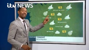 Des Coleman has the latest forecast for the West Midlands