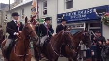 The Langholm Common Riding comes to the Borders