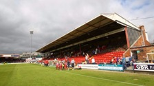 York City Knights share Bootham Crescent with York City FC