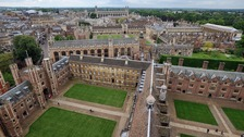 John's St John's College in Cambridge.