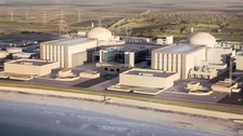 Britain to get first new nuclear power plant in a generation