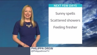 West weather: a cloudy start but some good news ahead