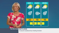 Wales Weather: A mostly dry night to come for most!