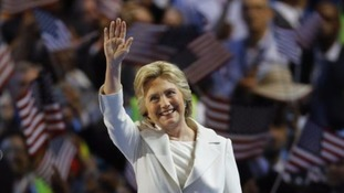How Hillary Clinton was judged by one undecided American family
