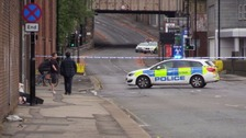 Search for man with gun at disused brewery in Sheffield