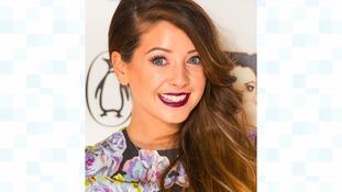 YouTube star Zoe Sugg
