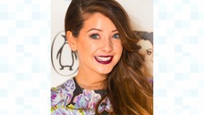 YouTube star Zoe Sugg