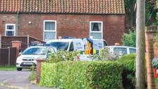 The couple shared a home in the village of Wiggenhall St Mary Magdalen, near King's Lynn.