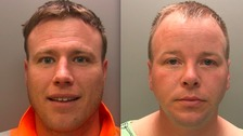 Whitehaven men jailed for rape
