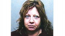 Brothel madam Diana Jones jailed after seven years on the run