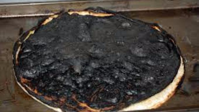 Resultado de imagen para apple pie burned