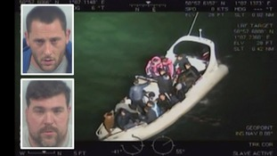 Pair jailed for trying to smuggle Albanians across Channel