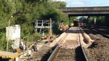 Major disruption to rail services in Oxfordshire