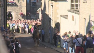 The Langholm Common Riding always takes place on the last Friday in July.