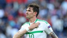 Kyle Lafferty is facing a misconduct charge over an alleged bet.