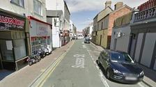 Sussex Street Rhyl