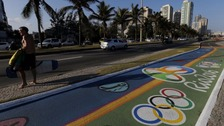 Russian weightlifting team barred from Rio