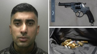Final member of notorious gun supply gang jailed after hiding for a year in Pakistan
