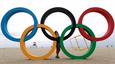 Russian weightlifting team banned from Rio