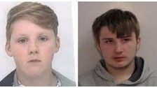 Police appeal for help to trace missing teenagers