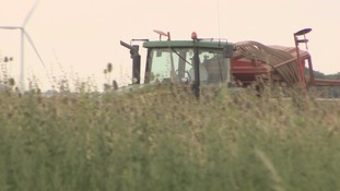 Rural crime is on the rise in Lincolnshire
