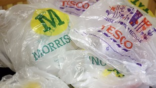 Controversial bag charge a success as shoppers will use six billion fewer plastic bags this year