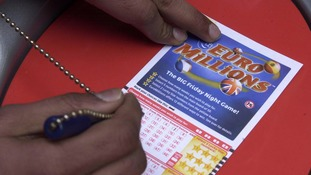 £61m EuroMillions jackpot won by UK ticket holder