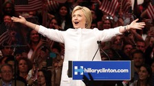 Clinton campaign network 'hacked'