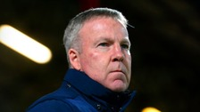 Wolves boss Kenny Jackett fired by new owners
