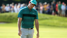 McIlroy blames 'pathetic' putting after missing cut