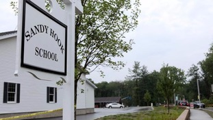 Sandy Hook Elementary School opens four years after massacre