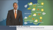 Wales weather: Sunny spells with a few showers!