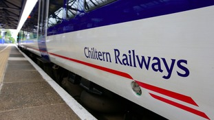 Sections of the Chiltern line from Birmingham to London are closing for nine days