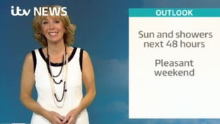 Your weekend weather with Emma