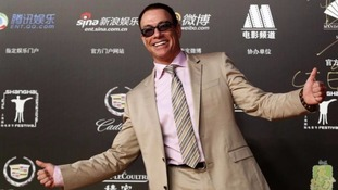 Jean-Claude Van Damme storms out of 'boring' interview