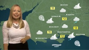 The latest weather for the west with Philippa
