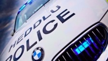 Police appeal after death of 26 year-old driver in Porth