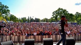 Birmingham's Eid Mela returns to Cannon Hill Park