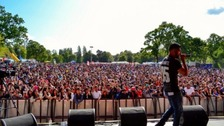 Birmingham's Eid Mela returns to Cannon Hill Park