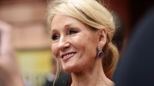 JK Rowling applauds Harry Potter fans for keeping Cursed Child secrets